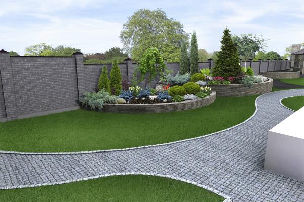 lawn edging benefits